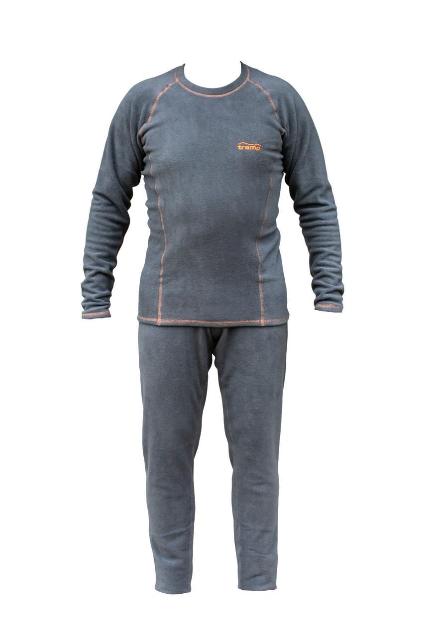 Костюм флисовый Tramp Comfort Fleece TRUF-002-grey L