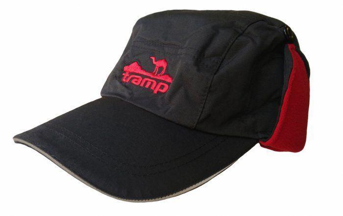 Теплая зимняя кепка Tramp L/XL