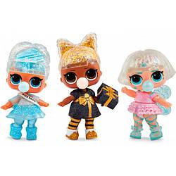 Іграшка лялька Lol світиться кулька великий Glitter Globe Winner NEW Disco