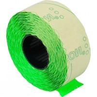 Цінник 22*12 мм, зелений, 1000 шт