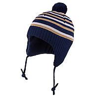 Зимняя шапка для мальчика TuTu арт. 3-005184(50-54), фото 1