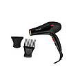 Профессиональный мощный фен для волос Gemei GM-1767 3000W, фото 5