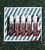 Матовая жидкая губная помада Kylie Spice, 5 штук в наборе Кайли, фото 4