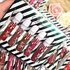 Матовая жидкая губная помада Kylie Spice, 5 штук в наборе Кайли, фото 6