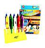 Воздушные фломастеры Airbrush Magic Pens E 018 с подставкой | аэрограф, фото 7
