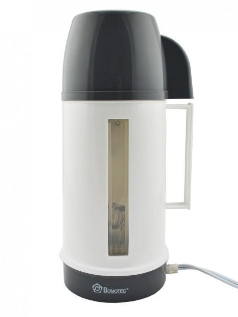 Чайник электрический для автомобиля Domotec MS-0823 (SM401)   автомобильный электрочайник Домотек