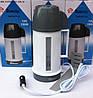 Чайник электрический для автомобиля Domotec MS-0823 (SM401)   автомобильный электрочайник Домотек, фото 6