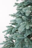 Искусственная ёлка Ковалевская голубая 2.10 метра, фото 5