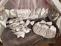 Детский постельный комплект Labona «Бант»