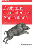 Designing Data-Intensive Applications: The Big Ideas Behind Reliable, Scalable, and Maintainable Systems.