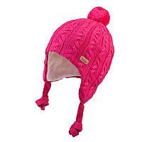 Зимняя шапка для девочки TuTu  арт. 3-005163( 46-50, 50-54 ), фото 1