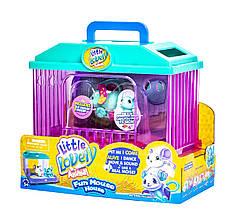 Інтерактивна іграшка Мишка в будинку Lovely Little Animal 2613 (111549112)