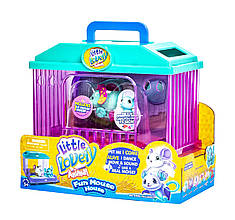 Интерактивная игрушка Мышка в доме Little Lovely Animal 2613 (111549112)