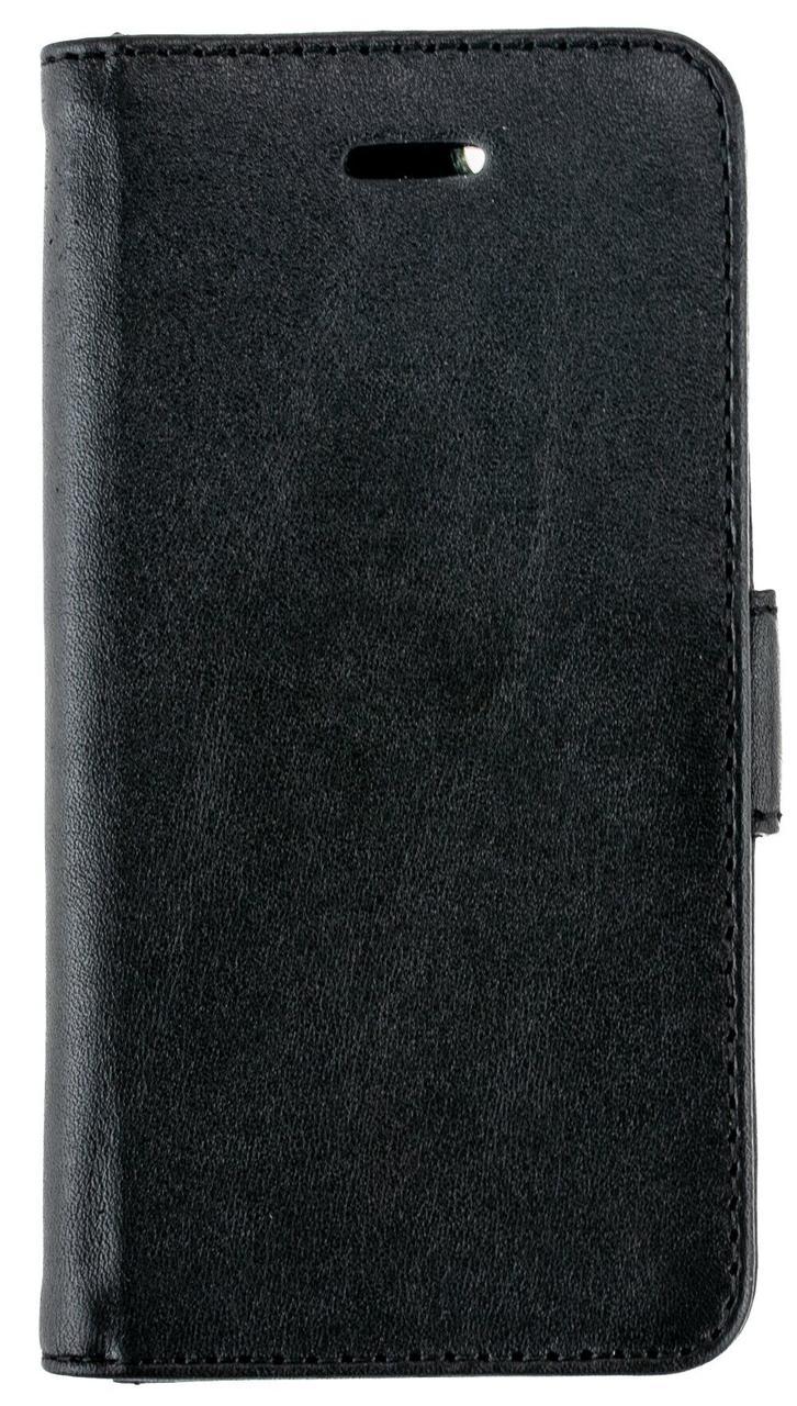 Чехол-книжка Valenta для iPhone 5/5s/ iPhone SE Черный (C1241ip5h)