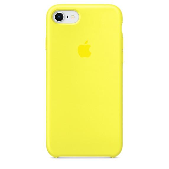 Чохол Apple Silicone Case для iPhone 7 Flash (1648)