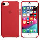 Чехол Apple Silicone Case для iPhone 7 Red (1651), фото 2