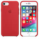 Чехол Apple Silicone Case для iPhone 7 Red (1651), фото 3