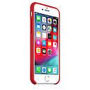 Чехол Apple Silicone Case для iPhone 7 Red (1651), фото 5