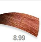 GKhair,Global Keratin Color - 8.99 Hazelnut, 100 мл, фото 2