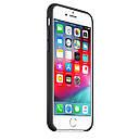 Чохол Apple Silicone Case для iPhone 8 Black (16566), фото 5