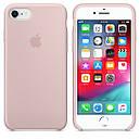 Чохол Apple Silicone Case для iPhone 8 Pink Sand (1660), фото 3