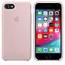 Чохол Apple Silicone Case для iPhone 8 Pink Sand (1660), фото 4