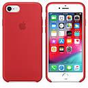 Чехол Apple Silicone Case для iPhone 8 Red (1661), фото 3