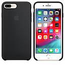 Чехол Apple Silicone Case для iPhone 7 Plus Black (16666), фото 2