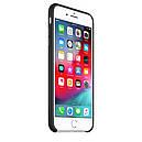 Чехол Apple Silicone Case для iPhone 7 Plus Black (16666), фото 5