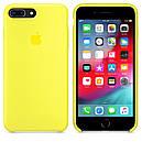 Чехол Apple Silicone Case для iPhone 7 Plus Flash (1668), фото 4