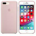 Чехол Apple Silicone Case для iPhone 8 Plus Pink Sand (1680), фото 2