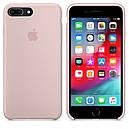 Чехол Apple Silicone Case для iPhone 8 Plus Pink Sand (1680), фото 4