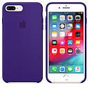 Чохол Apple Silicone Case для iPhone 8 Plus Ultra Violet (1684), фото 2
