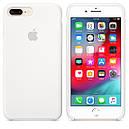Чохол Apple Silicone Case для iPhone 7 Plus White (1675), фото 2