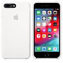 Чохол Apple Silicone Case для iPhone 7 Plus White (1675), фото 4