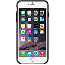 Чохол Apple Silicone Case для iPhone 6 Plus/6s Plus Black (1696), фото 2