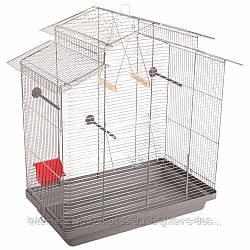 Клетка Нимфа для средних декоративных птиц ТМ Природа 70х40х76см