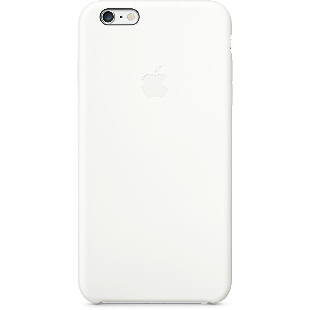 Чохол Apple Silicone Case для iPhone 6 Plus/6s Plus White (1705)