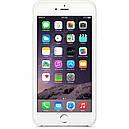 Чехол Apple Silicone Case для iPhone 6 Plus/6s Plus White (1705), фото 2