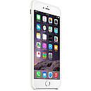 Чохол Apple Silicone Case для iPhone 6 Plus/6s Plus White (1705), фото 5