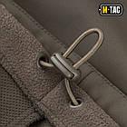 M-Tac куртка Soft Shell з підстібкою Olive софтшел зимова олива, фото 4
