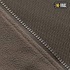 M-Tac куртка Soft Shell з підстібкою Olive софтшел зимова олива, фото 6