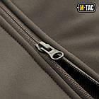 M-Tac куртка Soft Shell з підстібкою Olive софтшел зимова олива, фото 10