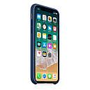 Чохол Apple Silicone Case для iPhone Xr Cobalt Blue (1717), фото 4