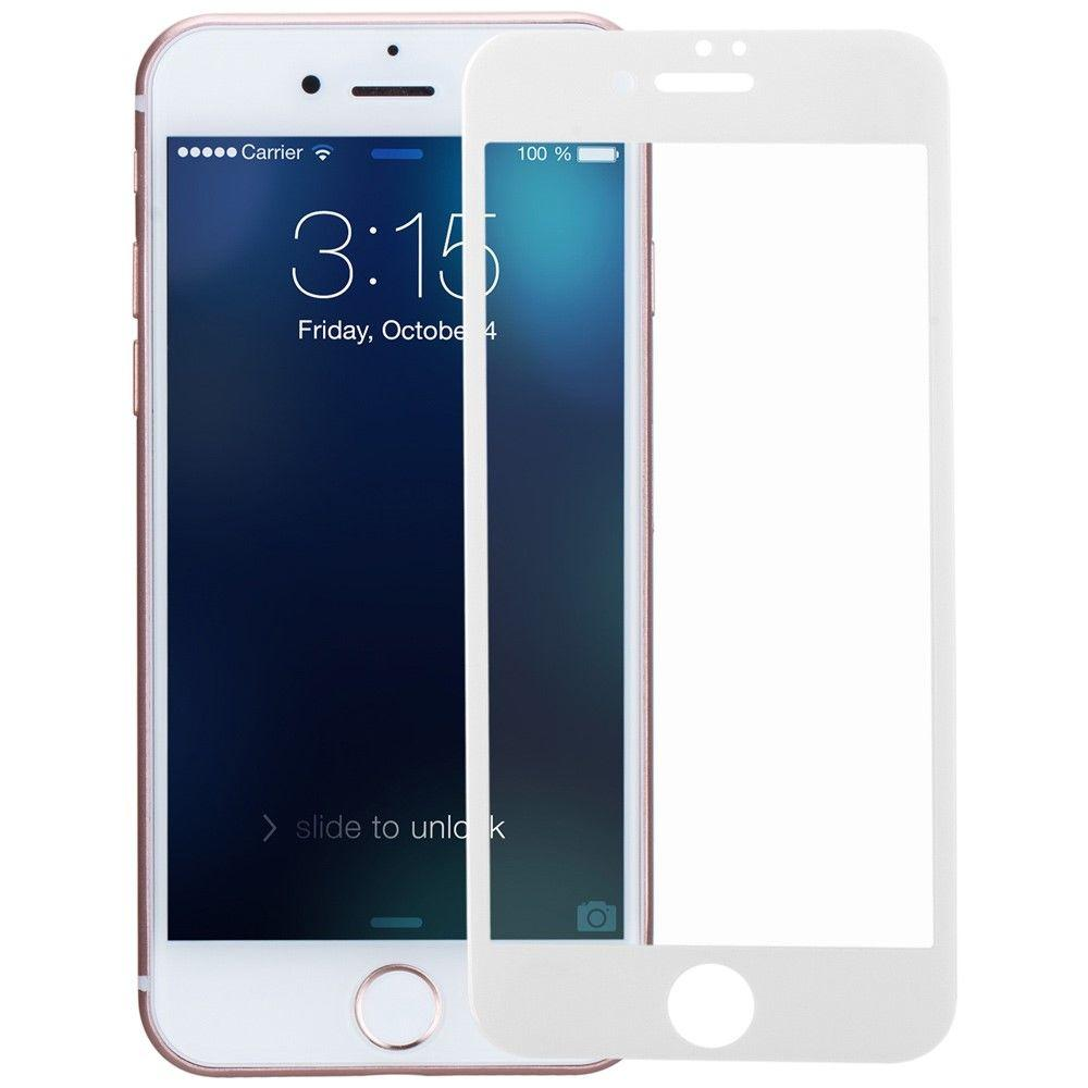Защитное стекло iMax 3D Japanese Material для iPhone 7 Белый (1795)