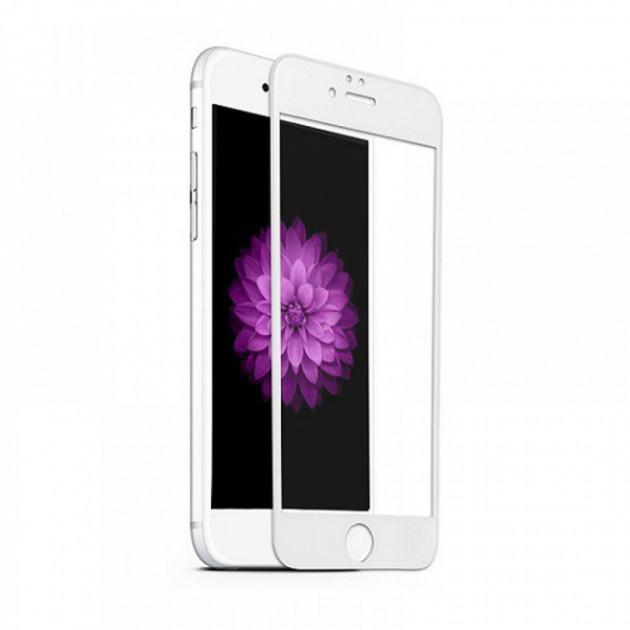 Защитное стекло iMax 3D Japanese Material для iPhone 6 Plus/6s Plus Белый (1797)