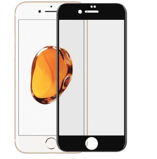 Защитное стекло iMax 3D Japanese Material для iPhone 7 Plus Черный (1802)