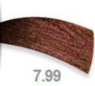 GKhair, Global Keratin Color - 7.99 Cinnamon, 100 мл, фото 2