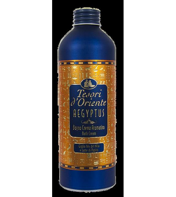Tesori d´Oriente Крем-масло для ванны и душа голубая лилия нила и молоко папируса