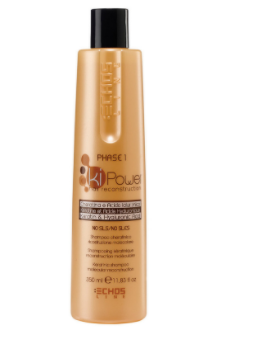 Echosline Ki-Power Shampoo - Шампунь для молекулярного восстановления 350 мл
